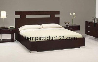 Tempat Tidur Minimalis Model Dynasti