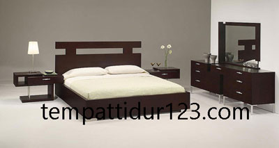 Kamar Set Mewah Minimalis Model Dinasty