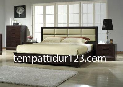 Tempat Tidur Jumbo Minimalis Sandaran Jok
