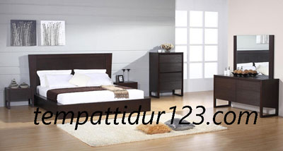 Furniture Minimalis Kamar Set Mediterania