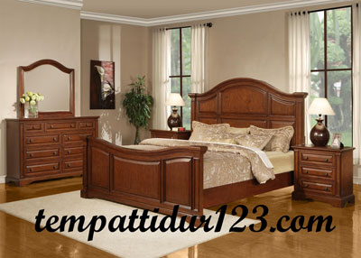 Furniture Minimalis Set kamar Mewah Murah