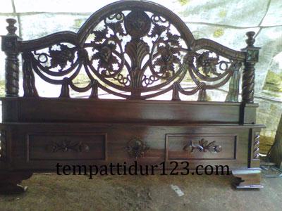 Divan Tiara Anggur Pesanan Bpk. Chandra Depok