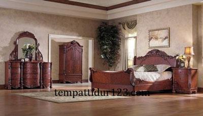 Furniture Ranjang Clasic Bali Mewah