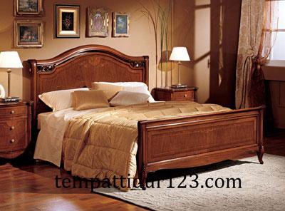 Furniture Ranjang Jati Jepara Mewah