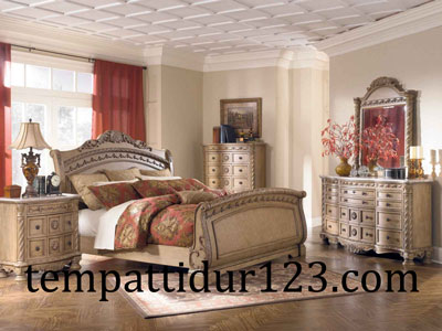 Jati Furniture Jepara Set Kamar Mewah