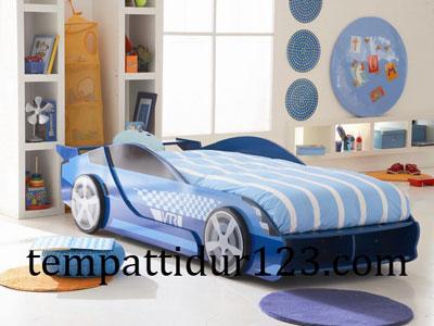 Pusat Divan Anak Bandung Karakter Mobil