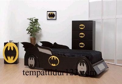 Divan Anak Karakter Super Hero Batman