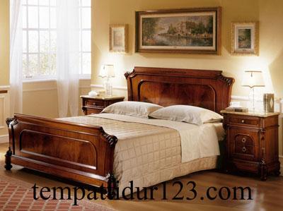 Furniture Ukir Jati Ranjang Murah
