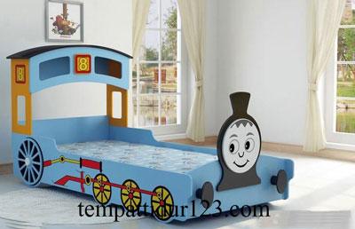 Ranjang Anak Lucu Karakter Thomas