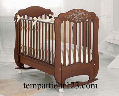 Tempat Tidur Bayi Minimalis Mewah