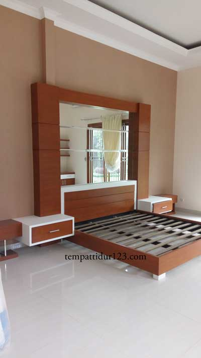 Tempat Tidur Minimalis 2016 Mewah