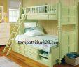 Tempat Tidur Anak Tingkat Model clasik