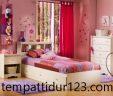 Set Kamar Anak Perempuan Mewah Minimalis Murah